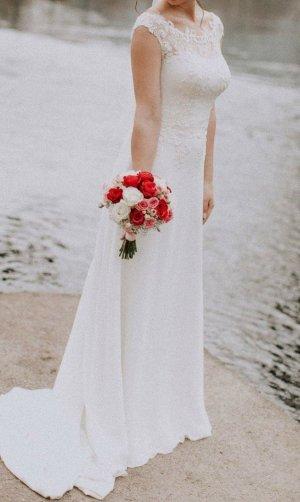 Agnes Wedding Dress white-natural white