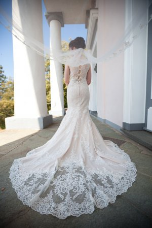 Wedding Dress pink
