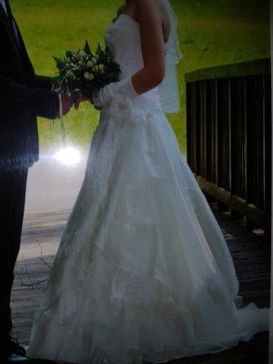 Hochzeitskleid 38 Guter Zustand