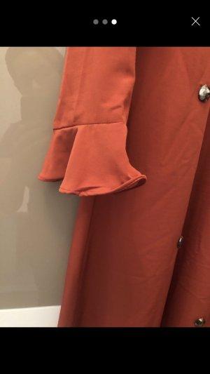 Avondjurk donker oranje