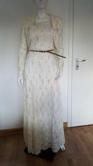 Hochzeitskleid/Abendkleid Gr. 38