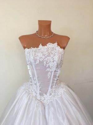 Hochzeitskleid Brautkleid Gr. 34-36 Weis Neu UVP 1500€