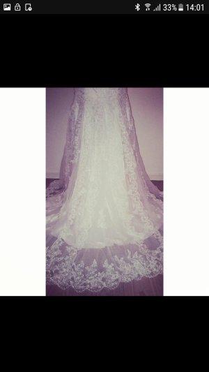 Hochzeitskleid Brautkleid in Weiß