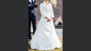 Abito da sposa bianco Viscosa