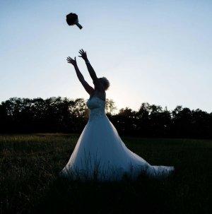 Agnes Wedding Dress oatmeal