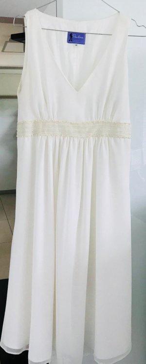 Paulina Vestido de novia blanco puro