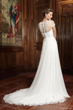 Hochzeitskleid Infanta - Raimon Bundo