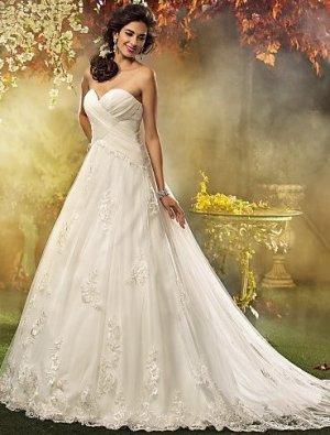 Hochzeitskleid - Klassisch & Zeitlos / Elegant & Luxuriös Vintage