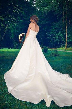 Hochzeitskleid Pronovias Amanda ivory