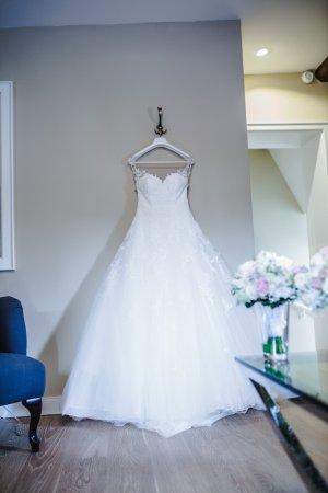 Hochzeitskleid - Pronovias Prala Gr. 36