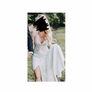 Hochzeitskleid Rosa Clará COUTURE 2018