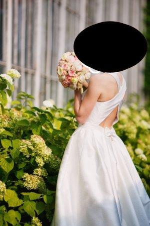Hochzeitskleid Rosa Clara Sensual, Kollektion 2015, Gr. 36