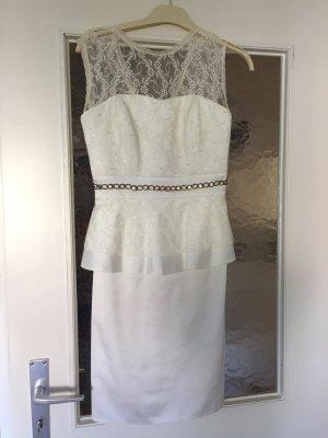 Hochzeitskleid Standesamkleid Damenkleid