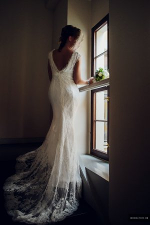 Hochzeitskleid von Cymbeline