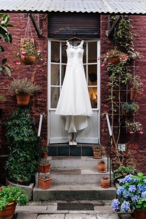Hochzeitskleid von Elizabeth Passion Größe 36
