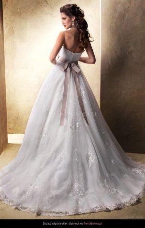 Hochzeitskleid von Maggie Sottero, Gr.S, Farbe Ivory