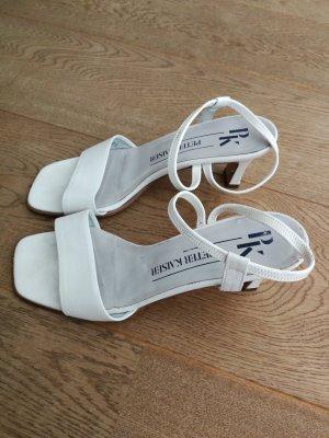 Peter Kaiser Strapped Sandals white