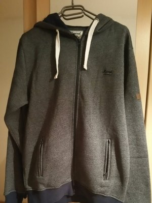 Camicia con cappuccio grigio