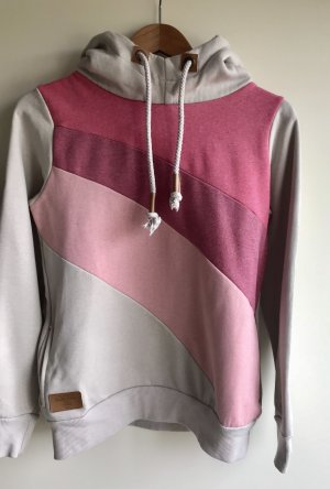 Sublevel Hooded Sweater rose-gold-coloured-cream
