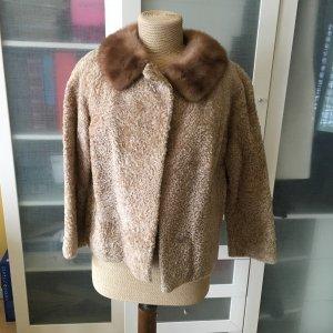 Pelt Jacket beige pelt