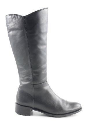 Högl Absatz Stiefel schwarz Elegant