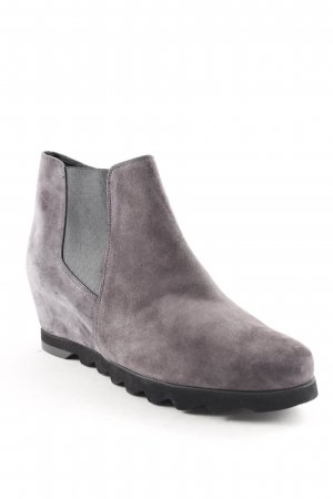 Högl Ankle Boots dunkelgrau-schwarz Casual-Look