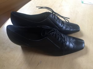 Högl Wingtip Shoes black