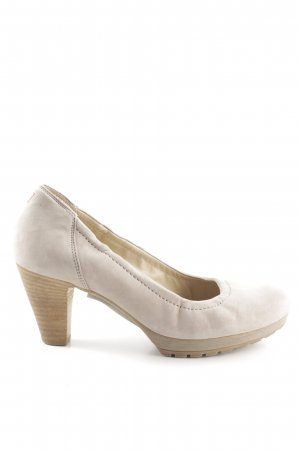 Högl High Heels creme Casual-Look