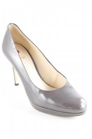 Högl High Heels grau Elegant