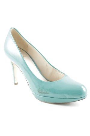 Högl High Heels kadettblau Elegant
