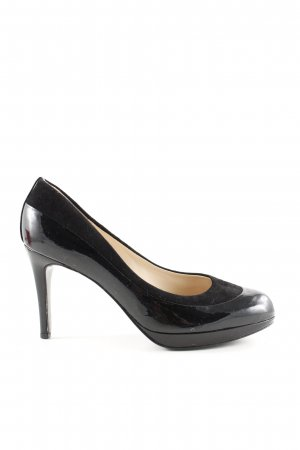 Högl High Heels schwarz Business-Look