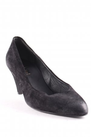 Högl High Heels schwarz klassischer Stil