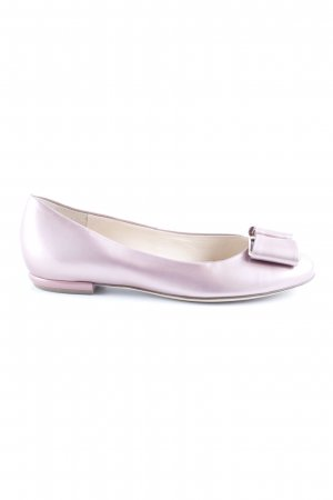 Högl Patent Leather Ballerinas pink shimmery