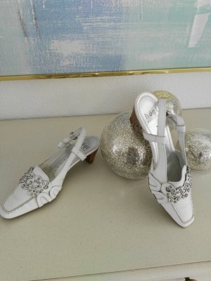 Högl Slingback Pumps white