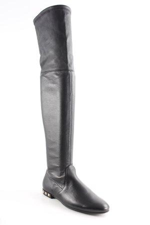Högl Cuissarde noir-doré style minimaliste