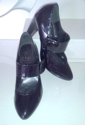 Högl # Pumps #Lack #Leder #High Heels #Schick #Elegant # Größe 3
