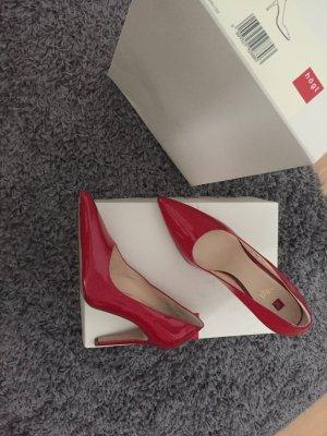 Högl Pumps rot neu ungetragen im Karton elegant und sexy Größe 36