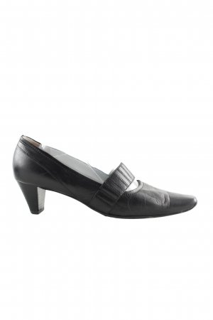 Högl Richelieus Shoes black elegant