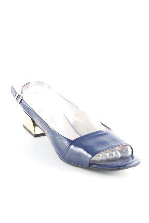 Högl Riemchen-Sandalen dunkelblau Elegant