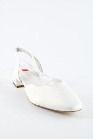 Högl Riemchen-Sandaletten weiß Elegant
