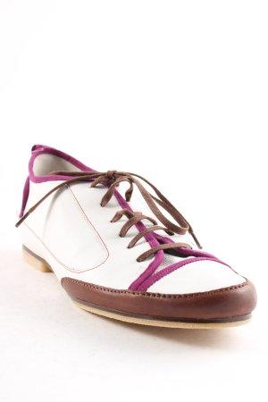 Högl Sneakers met veters veelkleurig atletische stijl