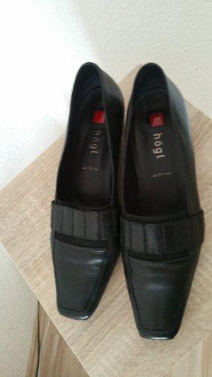 Högl Schuhe Echtleder Gr 39 neuwertig