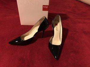 Högl Schuhe in Lackleder