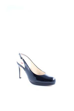 Högl Slingback-Pumps schwarz Elegant