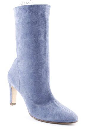 Högl Slouch Stiefel graublau Elegant