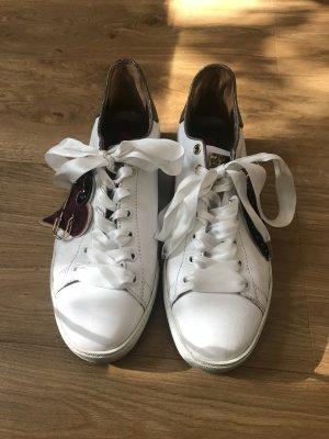 Högl Sneakers mit Swarovski Steinen