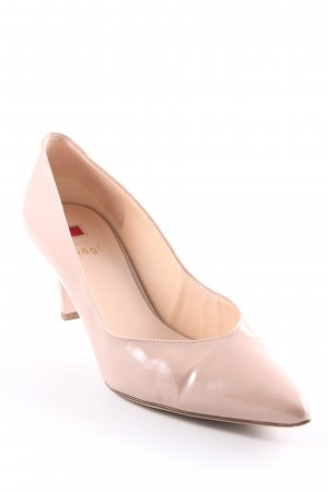 Högl Spitz-Pumps nude Business-Look