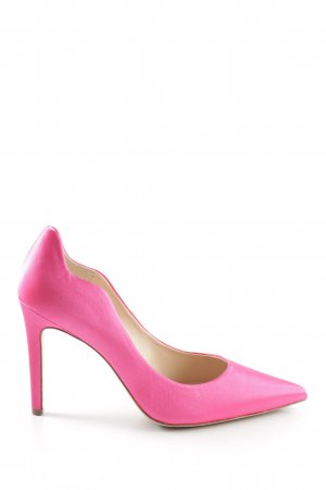reputable site e0744 6c3f7 Högl Pointed Toe Pumps pink shimmery