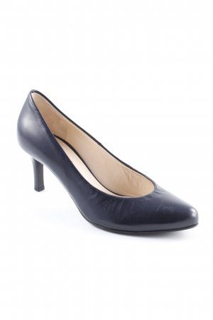 Högl Spitz-Pumps schwarz Business-Look