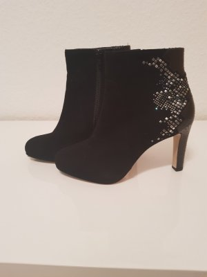 Högl Winter Booties black leather